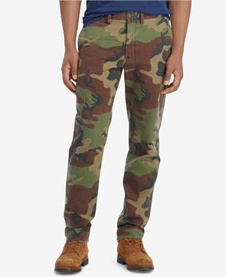 Polo Ralph Lauren Men's Camouflage Classic Fit Cotton Chino Pants