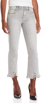 Current/Elliott The Kick Cropped Flare Jeans