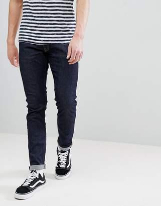 Lee Luke Skinny Jeans in Rinse Wash (Darkwash)