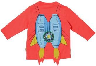 Paul Smith Rocket Pack Print Cotton Jersey T-Shirt