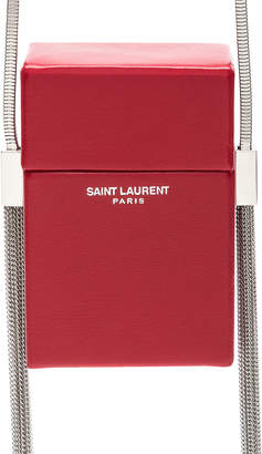 Saint Laurent Smoking Box Minaudiere