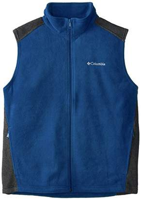 Columbia Men's Big Steens Mountain Tall Vest