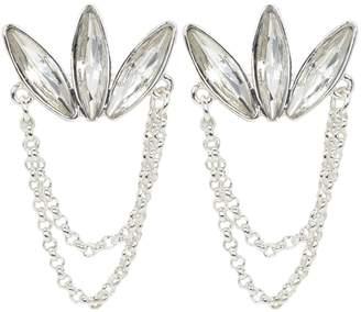 Juicy Couture Stone Swag Stud Earrings
