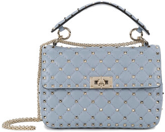 Valentino Garavani Medium Rockstud Spike bag $2,795 thestylecure.com