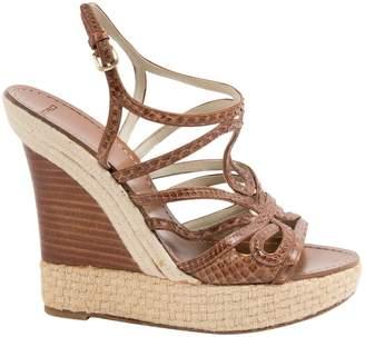 Etro Leather sandals