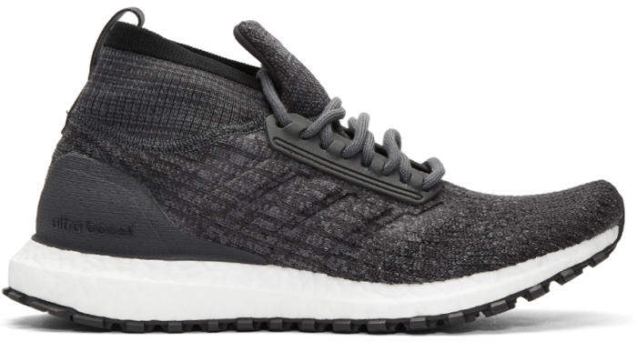 adidas Gris Ultraboost All Terrain LTD Baskets ShopStyle Trainers