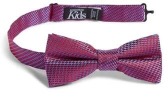 Nordstrom Digital Print Silk Bow Tie