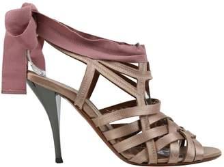 Lanvin Cloth sandal