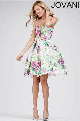Jovani Adorable Lace Dress