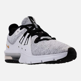 Nike Boys' Grade School Sequent 3 Running Shoes