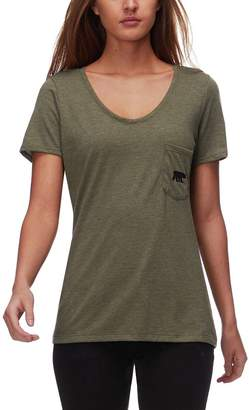 The North Face Tri-blend Short-Sleeve Pocket T-Shirt - Women's