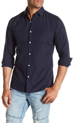 Cotton On & Co. Smart Gingham Slim Fit Shirt