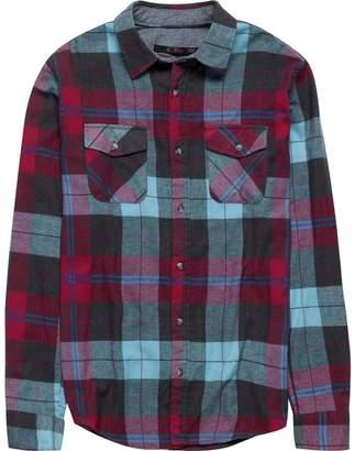 Stoic Crockett Flannel Shirt - Men's