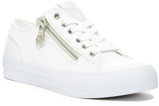 GUESS Gemica Sneaker $69 thestylecure.com