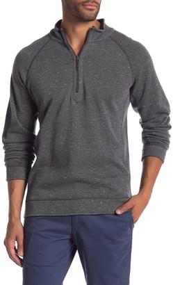 Tommy Bahama Flipshot Half Zip Long Sleeve Reversible Pullover