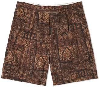 Beams Batik Print Short