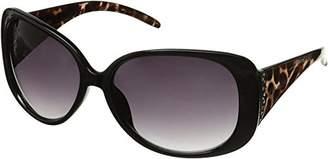 Steve Madden Women's Kylie Rectangular Sunglasses