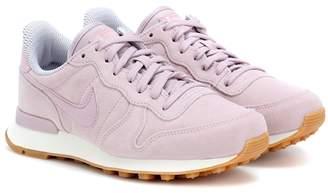 Nike Internationalist suede sneakers