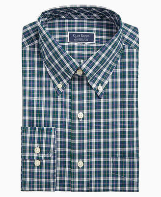 Club Room Assorted Men Slim-Fit Button Down Collar Dress Shirts