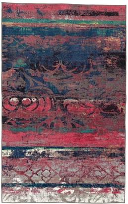 Mohawk Home Strata Eroded Color Wear-Dated Abstract Rug