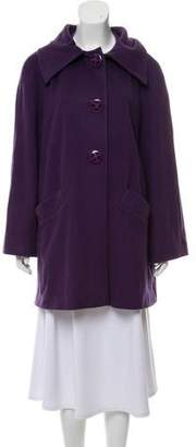 Armani Collezioni Wool Pea Coat