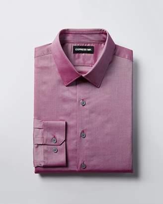 Express Extra Slim Easy Care Oxford 1Mx Shirt