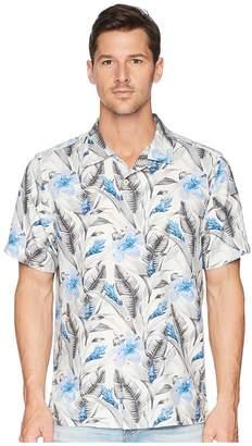 Tommy Bahama Tulum Bloom Camp Shirt Men's Clothing