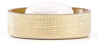 Labrazel Woven Soap Dish, Gold
