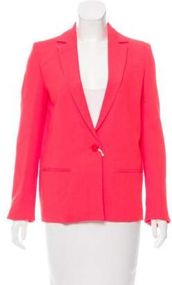 Cédric Charlier Notched-Lapel Structured Blazer w/ Tags