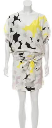 Diane von Furstenberg Edna Silk Dress