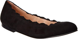 French Sole Taylor Suede Flat