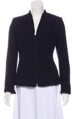 Lafayette 148 Virgin Wool Bouclé Jacket