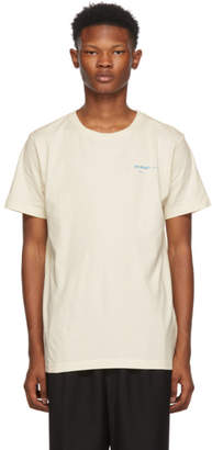 Off-White White Gradient T-Shirt