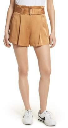 A.L.C. Deliah Paperbag Waist Shorts
