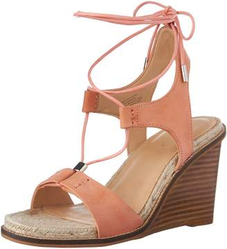 Aldo Women's Terisa Wedge Sandal and Ghillie Laces