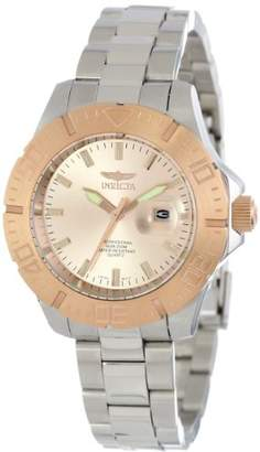Invicta Women's 15325 Pro Diver Rose Gold Watch