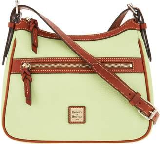 Dooney & Bourke Pebble Leather Crossbody Handbag- Piper
