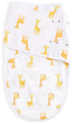 Aden Anais Aden By aden by aden + anais Giraffes Muslin Easy Swaddle