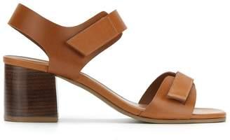 Studio Chofakian block heel sandals