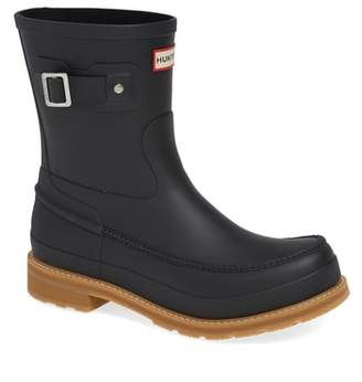 Hunter Waterproof Lightweight Short Boot