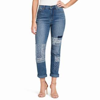 Gloria Vanderbilt Women's Amanda Tapered Ankle Jeans