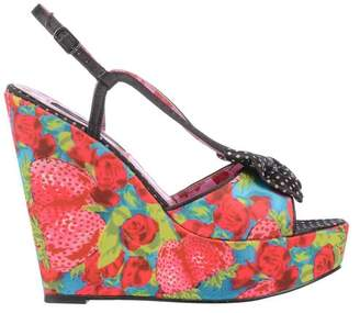 Iron Fist Sandals