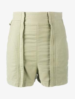 Chloé high-waisted shorts