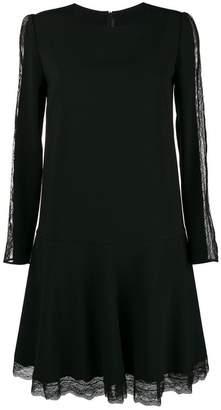 Ermanno Scervino long-sleeve flared dress