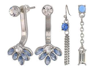 GUESS 6-Pair Mixed Earrings Set including Studs and Drops