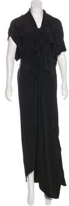 3.1 Phillip Lim Silk Maxi Dress