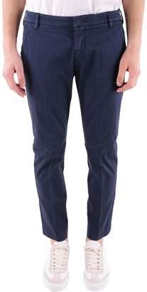 Entre Amis Stretch Cotton Trousers