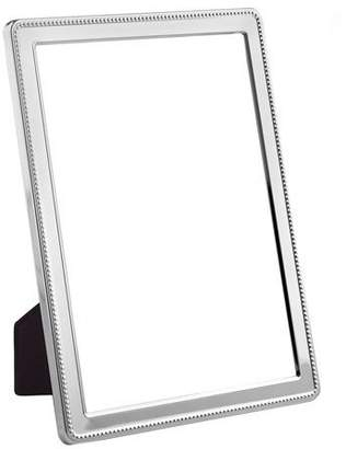 "Carrs of Sheffield Narrow Bead Picture Frame, 8"" x 10"""