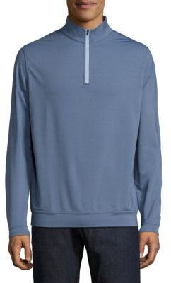 Peter Millar Crown Sport Perth Pullover $115 thestylecure.com
