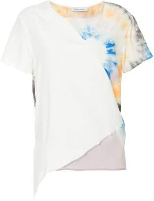CNC Costume National (シーエヌシー コスチューム ナショナル) - Costume National tie dye T-shirt